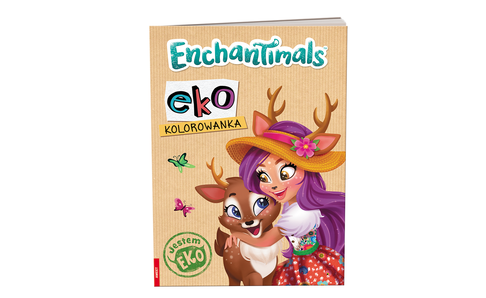 Enchantimals™. Ekokolorowanka