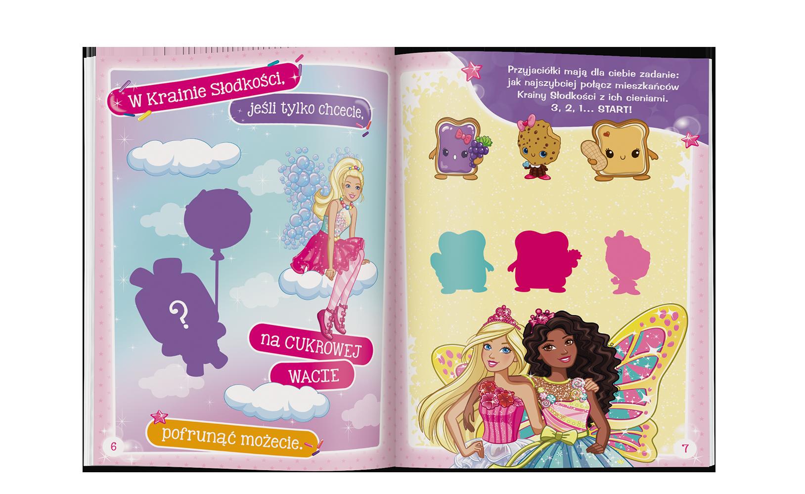 Barbie™.  Wbajkowym świecie