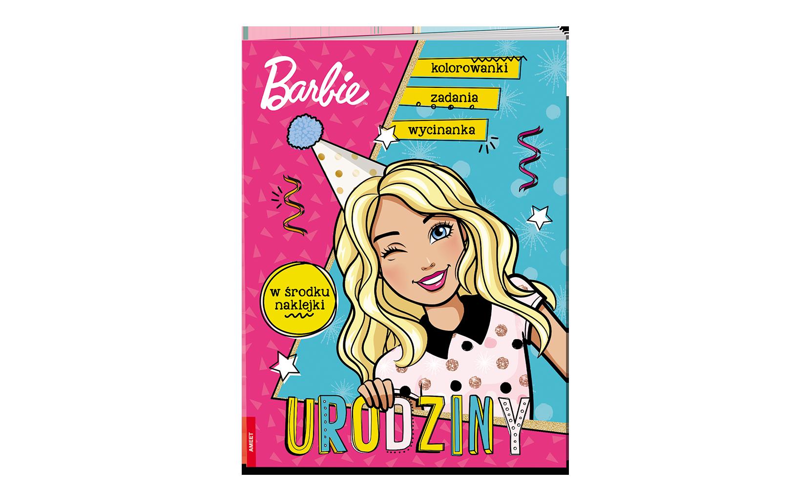 Barbie™. Urodziny