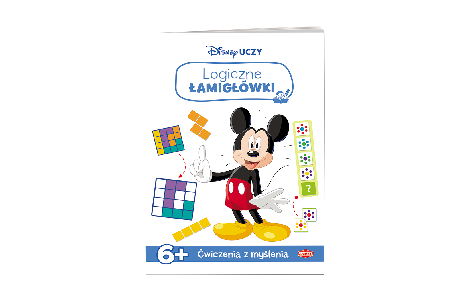Disney Uczy. Logiczne Łamigłówki