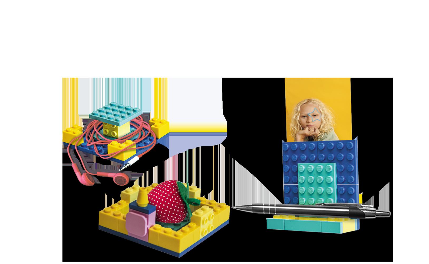 LEGO® DOTS™. Projektuj ibaw się!